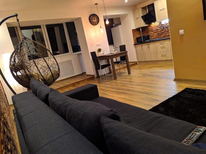 Современная 1 комнатная квартира в Бобруйске