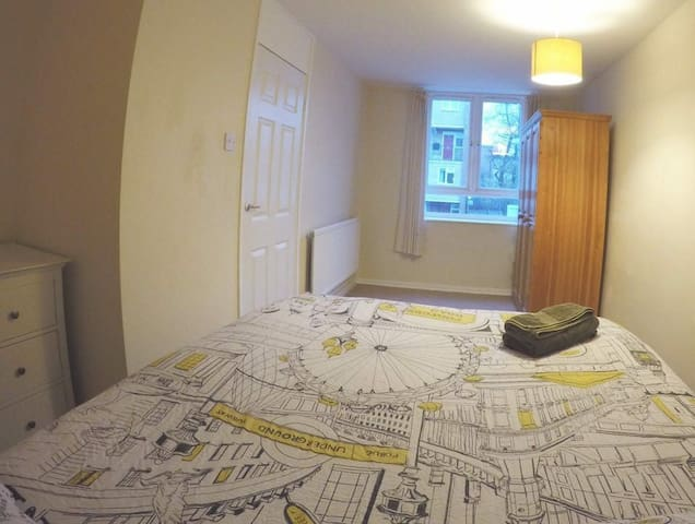 Lovely double room in Bethnal Green zone 2.