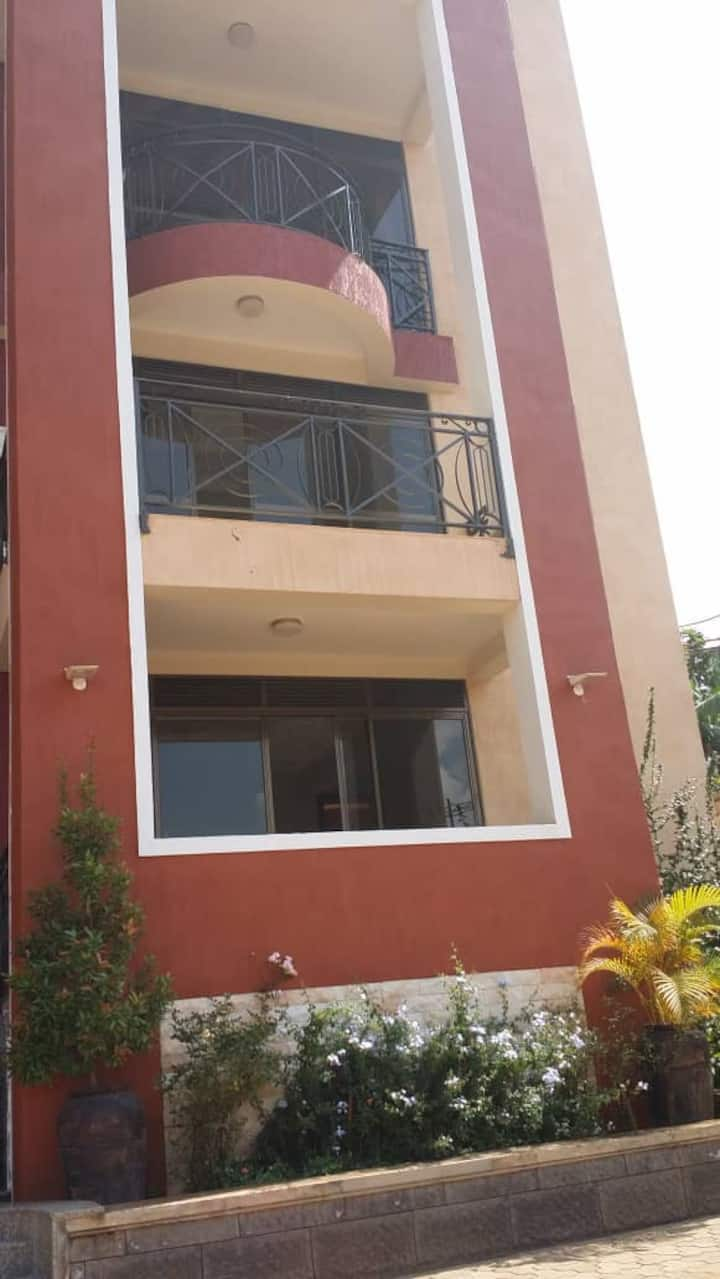 Charming Apartment in Kampala