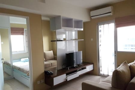 2 Bedrooms Apartment at South Jakarta