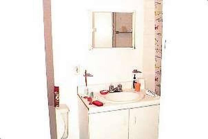 shared bathroom