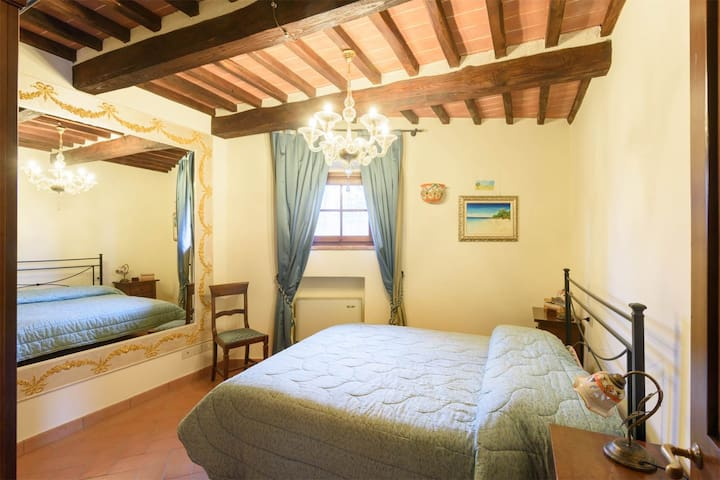Apartment for rent holiday Tuscany Chiarilù House - Cortona - Huoneisto