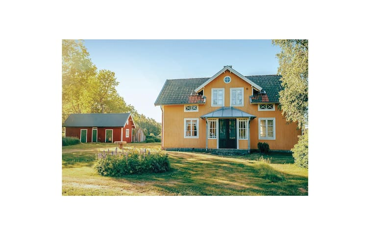 Holiday cottage with 3 bedrooms on 120m² in Södra Vi