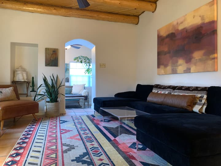 Casa Chamisa ~ Modern Southwest Style in T or C