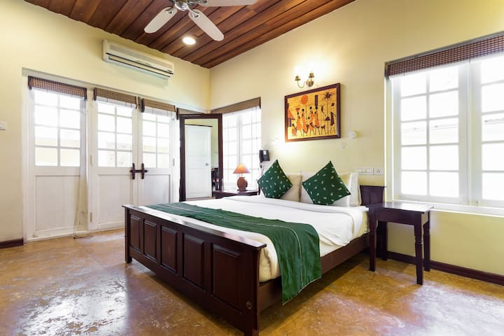 Have  a Stay at a 100 year old bungalow