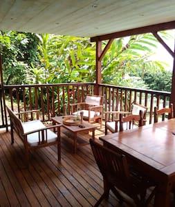 Villa Bleu Caraïbe - Saint-Pierre, Martinique