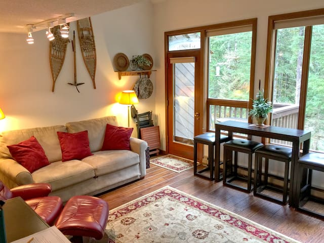Snowater Condo #61 - A great mountain retreat!