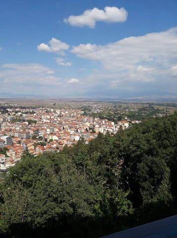 Florina, mountain house