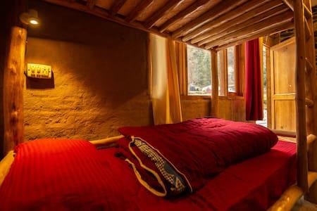 Rustic Dorms