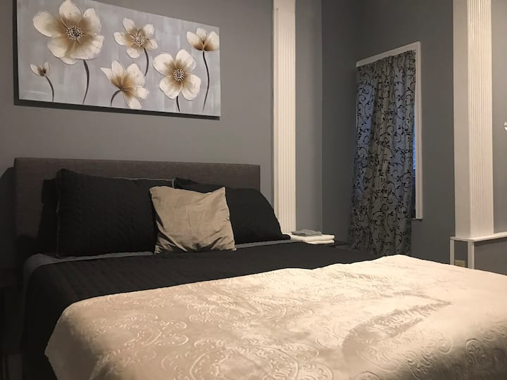 Chic Private Rm 1C West Phila 5min Train Downtown