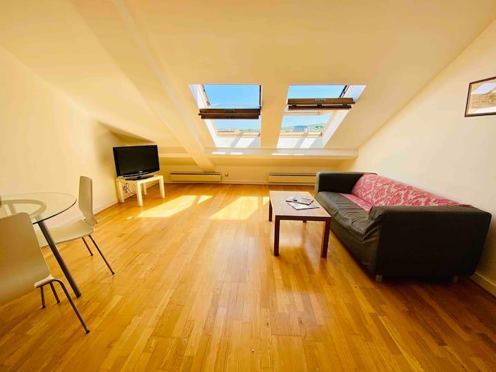 St Georges Quay Lancaster  - a spacious penthouse