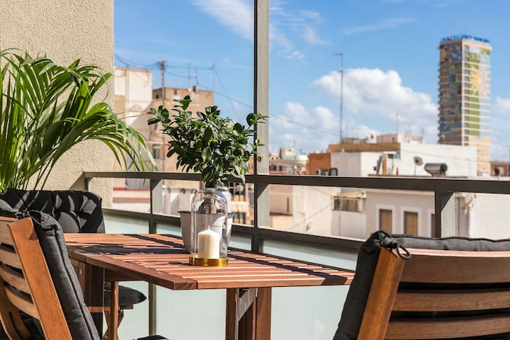 Double Room with Private Bathroom at Plaza Nueva