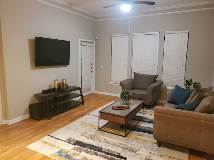 Luxury 1BdRm Apartment In The Heights of Houston