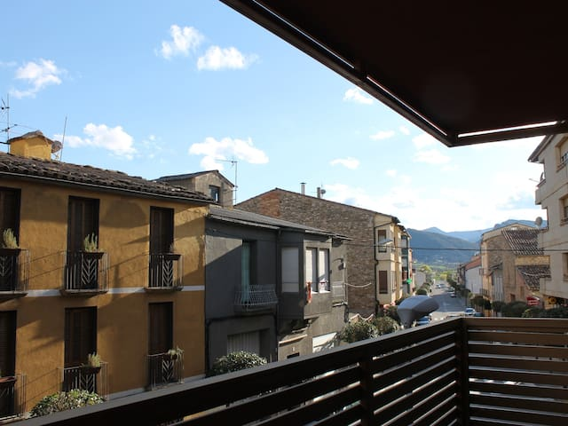 Apartment in Coll de Nargó, Pyrenees of Catalonia.