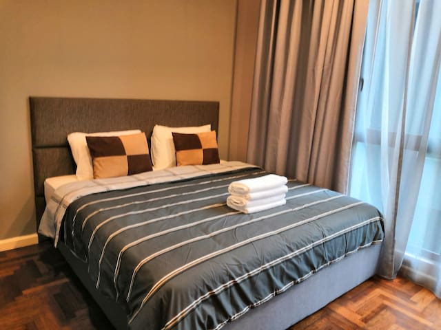 Sky Cozy Home@12Vista 3 rooms
