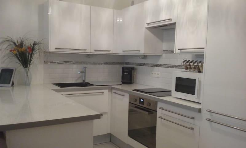 Appartement 69m2 avec une Chambre privée 14m2 - Massy - Wohnung