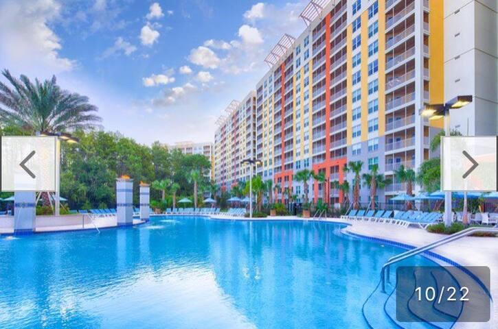Vacation Village at Parkway Resort 4 stars 1 BDRM