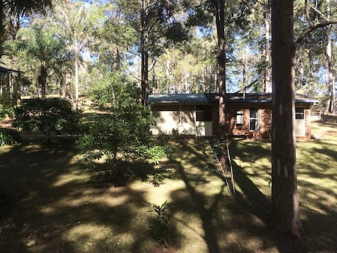 The Shack. Port Macquarie Hinterland. Pets welcome