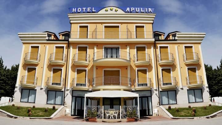 Hotel Apulia - Stanza privata San Giovanni Rotondo