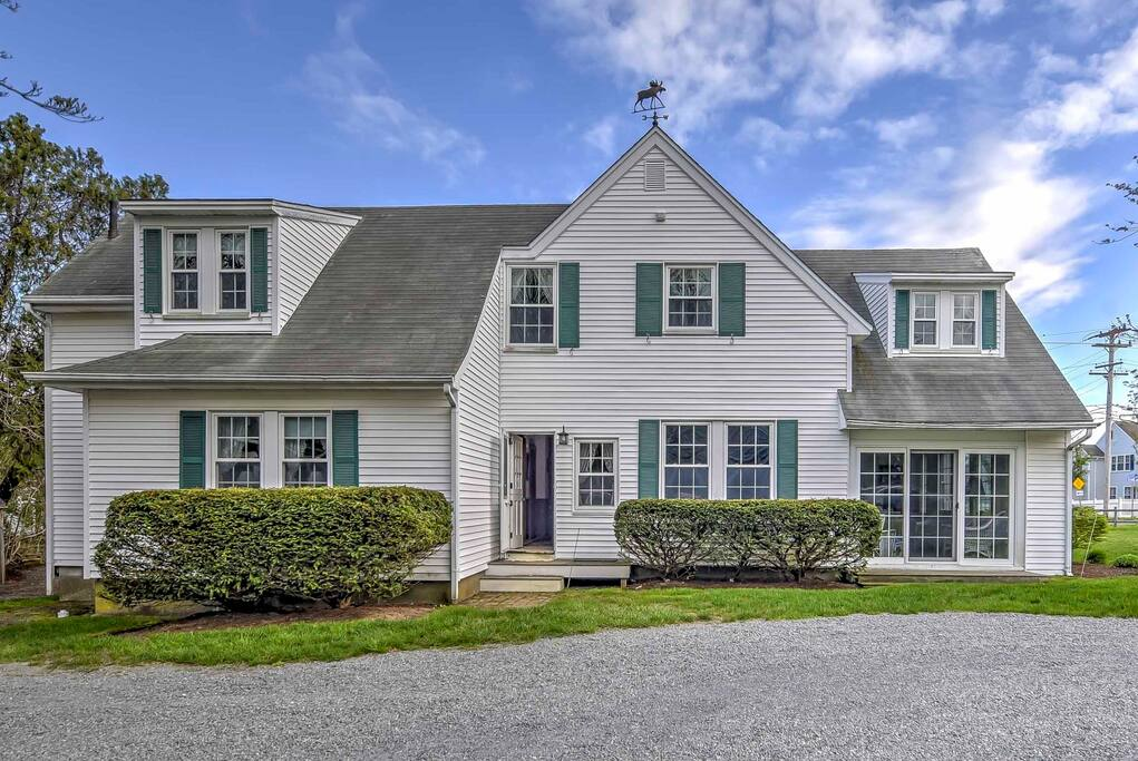 Enjoy this quaint seacoast town of Hyannis Port from this vacation rental home!