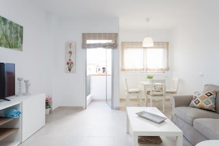 Bright and spacious apartment in the citycenter - Santa Cruz de Tenerife - Apartment