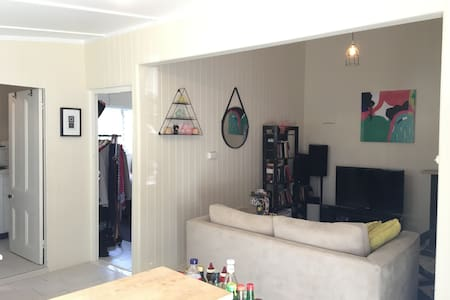 Cozy Boutique Apartment New Farm - Appartement