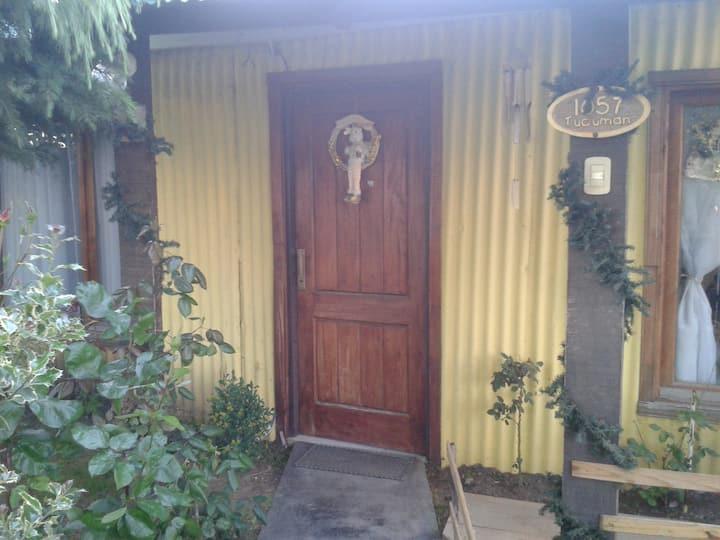 Estadía en una casa patagonica