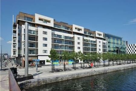 Large luxury apartment Gallery Quay - Dublin - Apartment