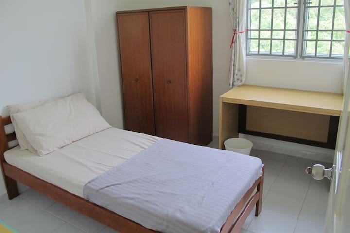 Single Room @ Penang