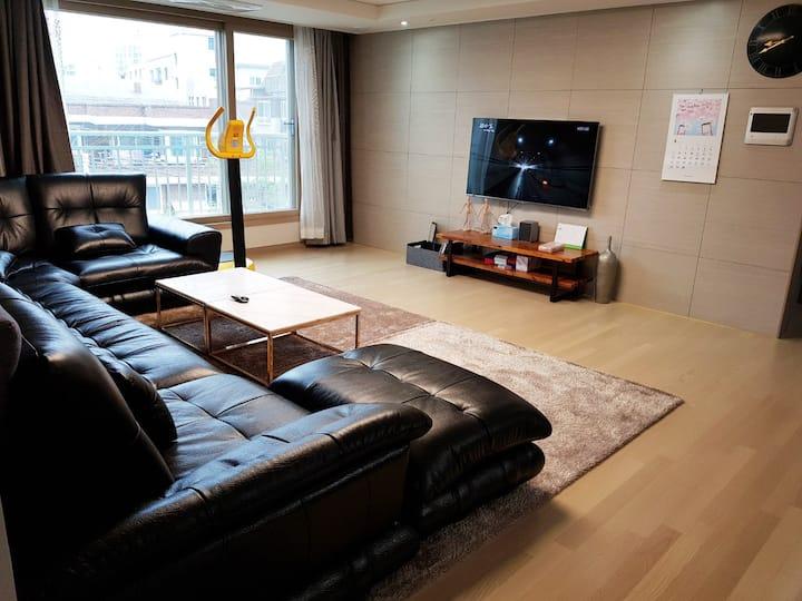 [2018.09완공 새 아파트] 후평동의 조용하고 깨끗한 남향형 새 아파트