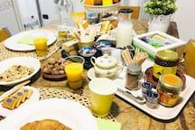 Breakfast details