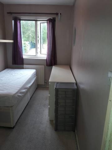 Single Room in Maisonette Birmingham City Centre