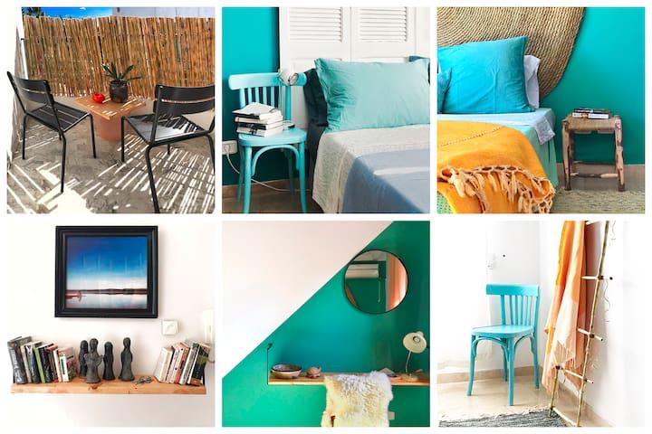 !! Bright and stylish nest in La Marsa !!