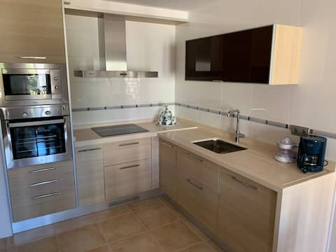 Sfeervol appartement in Lalín, Km 0 van Galicië.