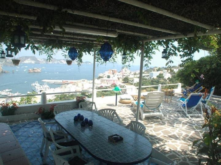 Villa Glicine (3 camere+cucina)