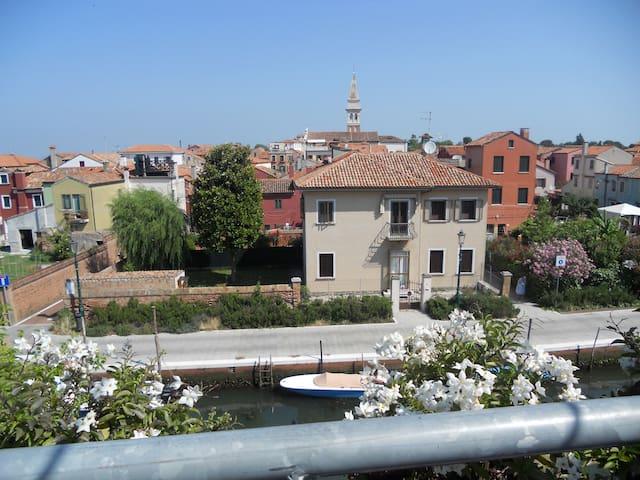 Appartamento con splendida vista a Lido di Venezia