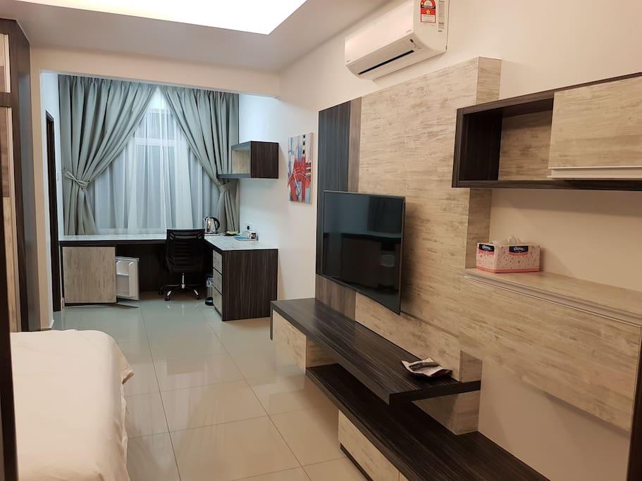 24m2 room