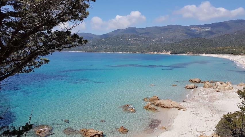 Mini villa de plain-pied superbe vue mer