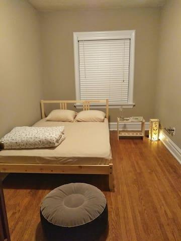 Cozy room near WashU