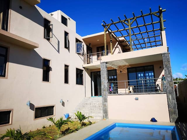 Beautiful Villa - 3 bedroom with private pool