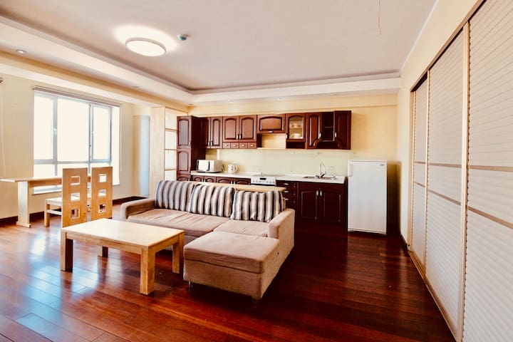 Comfy70m2 Apt, ALL you need to stay @ Central area
