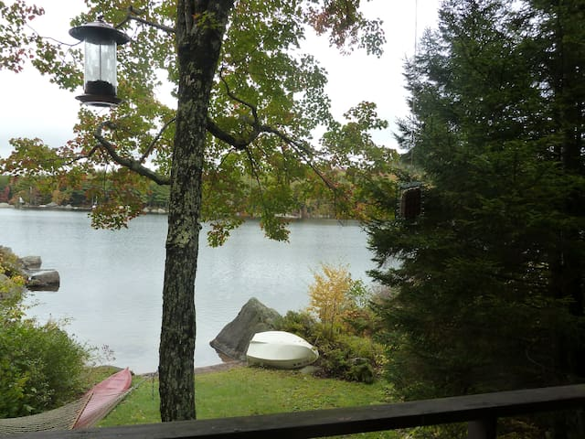 Private Cottage on Sand Pond, Marlow, NH - Marlow - Chatka
