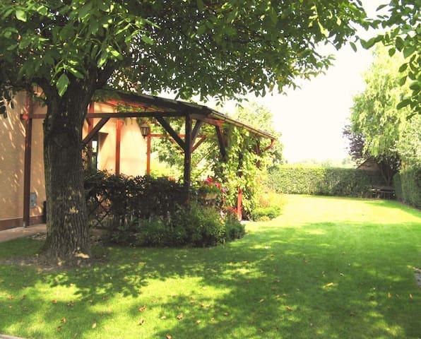 Samostatný domek s terasou v zahradě - Bohumín - House