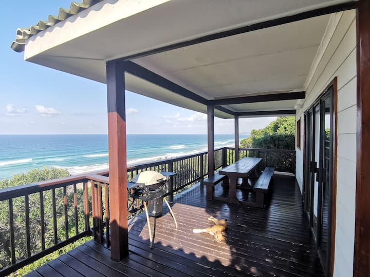 180° Ocean view dune house