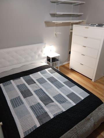 DC Metro - Cozy private room -full bed