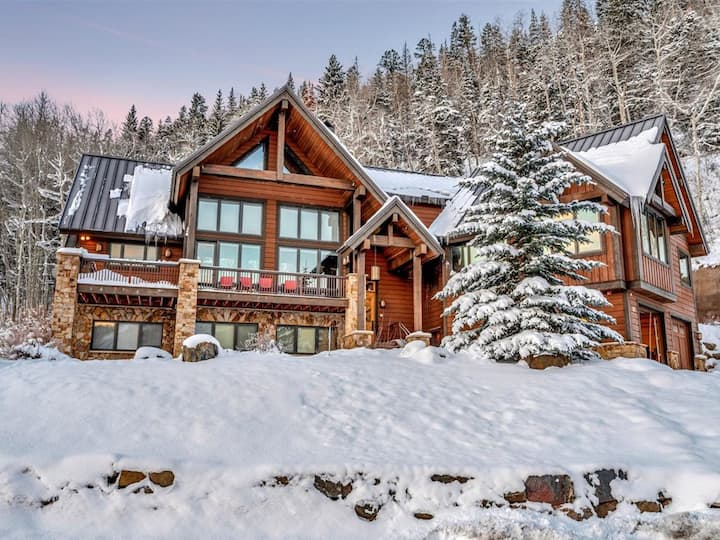 New Listing - Grandview Mountain Lodge