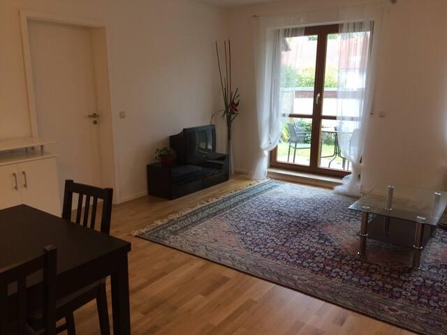 schöne 50m² Wohnung