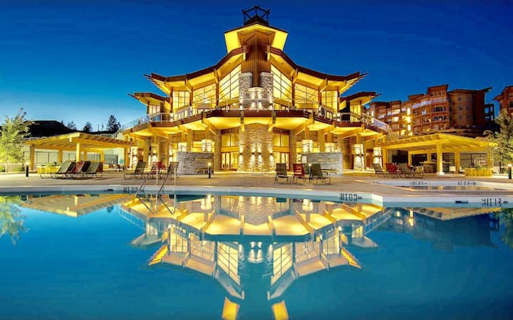 Resort Style Vacation with Lakeview & Mountainview