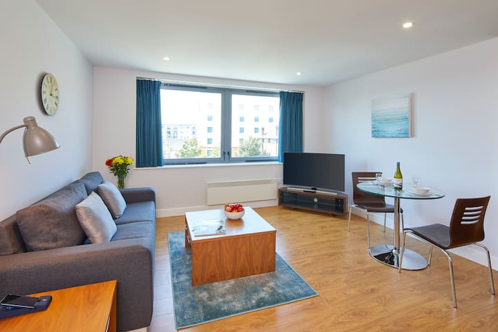 SACO Aparthotel Farnborough One Bedroom Apartment