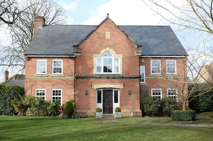 Pleasant Surrey Home